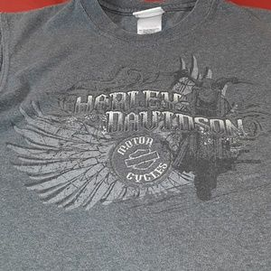 Vintage Harley Davidson Muscle Shirt Sz. MEDIUM
